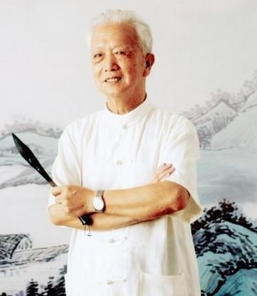 中国当代著名画家:林玉华