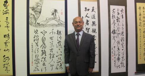 中国当代艺术名家柯沛鸿