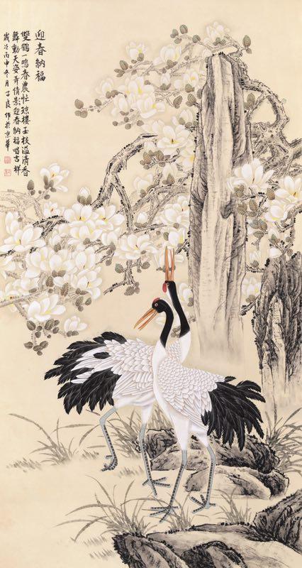 2018当代艺术领军人物书画家林子良